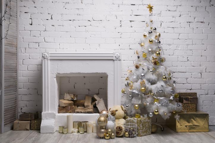 liquidation de décorations de Noël
